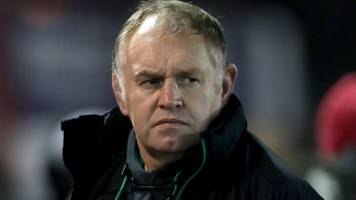dean richards: newcastle boss 'expected common sense to prevail' in rejected player request