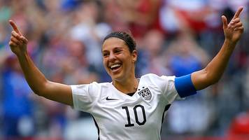 women's world cup: watch the best goals from the 2015 tournament