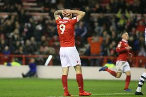 nottingham forest suffer surprise city ground defeat to preston