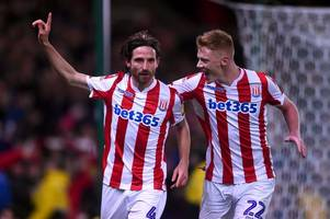 stoke city 2, ipswich town 0: how the potters rated in beating paul lambert's tractor boys with ease