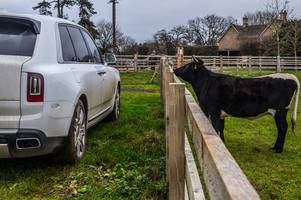 why rolls-royce supercars have been tearing through gloucestershire