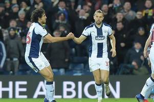 'a goal that may lift jay rodriguez' - the verdict on west bromwich albion's last gasp draw