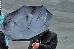 Met Office issues weather warning and flooding possible