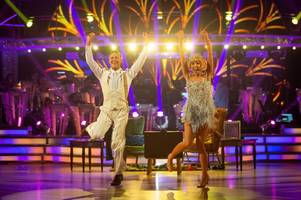 kevin clifton and stacey dooley wow judges with 'exquisite' strictly come dancing semi-final performance