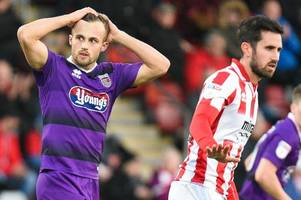 cheltenham 2-1 grimsby town report as late penalty ends mariners' unbeaten run