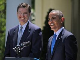 Latest News: Ex-FBI Director Comey Grilled Again in US Congress