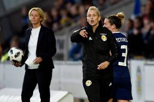 Scotland women World Cup draw pits Shelley Kerr's side against England in group of death