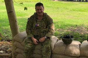 scots hero swaps fighting in afghanistan to hunt islamic state terrorists with aussie army