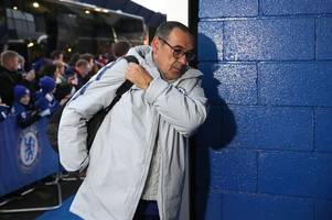 Chelsea press conference transcript: Every word from Maurizio Sarri on Man City win