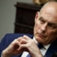 US President Donald trump says chief of staff John Kelly will leave job at end of year