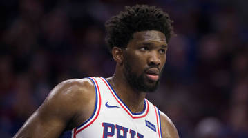 report: joel embiid frustrated with new role in sixers rotation since jimmy butler trade