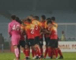 i-league 2018: moral boosting victory for east bengal before kolkata derby