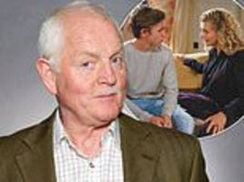 emmerdale star chris chittell calls soap's teacher-pupil grooming storyline 'a young man's dream'