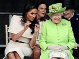 Meghan Markle to lose SECOND close aide after private secretary announces she will leave