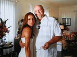 meghan's father thomas markle reveals her sweet cards and proof he did go to her first wedding