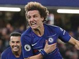 david luiz's guide to beating manchester city after chelsea win