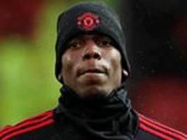 juventus 'keeping tabs' on manchester united's paul pogba