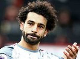 magical mohamed salah should be saluted for bournemouth heroics