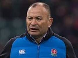 sir clive woodward: it's naive to discuss life after eddie jones for england