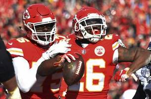 chiefs clinch playoff spot with hard-fought 27-24 overtime win over ravens