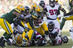 PHOTOS: Packers vs. Falcons