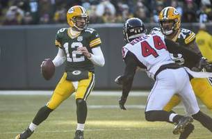 Packers beat Falcons 34-20 in Philbin's debut