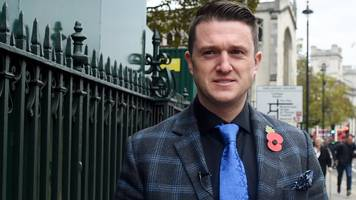 brexit: tommy robinson to lead ukip march with counter-protests also planned