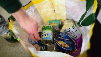 travellers' foodbank challenge sees donations flood in