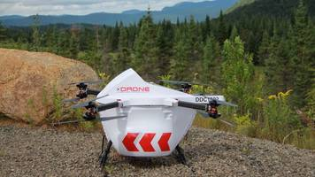 Canada Moose Cree First Nation to get drone deliveries