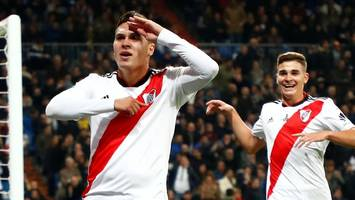 Copa Libertadores final: River Plate beat Boca Juniors 3-1 in extra-time (agg 5-3)