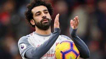 garth crooks' team of the week: alisson, david luiz, mohamed salah