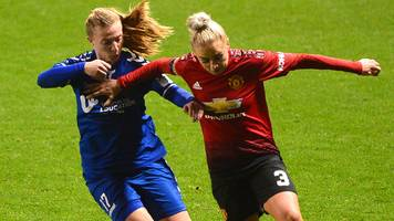 Manchester United Women lose unbeaten record at Durham