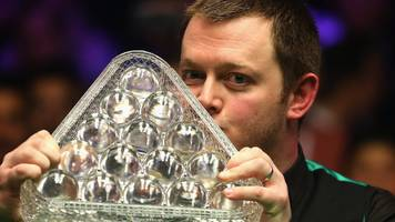 masters draw: champion allen to face brecel in first round