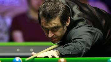 uk snooker championship 2018: why ronnie o'sullivan is the 'greatest ever'