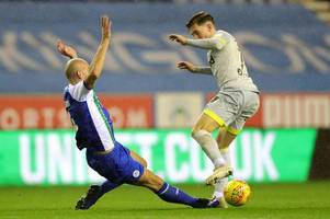 frank lampard: why i took harry wilson off against wigan athletic