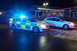 Police release statement after woman injured as hunt for hit-and-run driver continues
