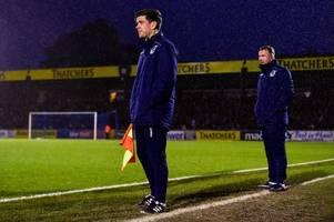 darrell clarke gives indication on bristol rovers' january transfer plans