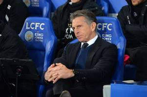 claude puel gives update on leicester city's january transfer plans