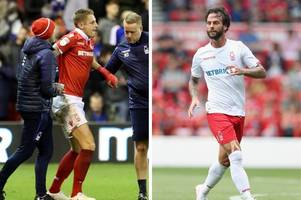 aitor karanka gives injury update on nottingham forest duo ahead of derby clash