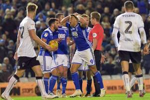 'he was shocking' - birmingham city fans take aim after bristol city defeat