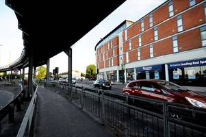 Chelmsford Parkway and Moulsham Street crash suspect released under investigation