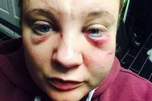 a mum wants you to see this chilling domestic violence video
