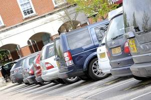 Canterbury and Tunbridge Wells are the hardest places to find a parking space in Kent