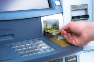 police launch christmas crackdown on thefts from cash machines