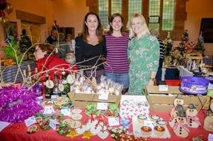 designers branch out for annual christmas tree festival