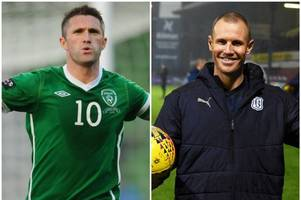 kenny miller is just like robbie keane and has plenty left to give dundee insists darren o'dea