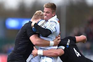 saracens 51-25 cardiff blues: one-way second half traffic condemns tired arms park side after promising start