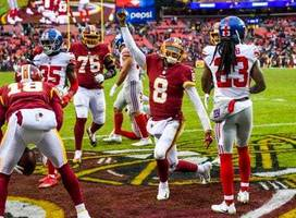 Josh Johnson will start Redskins' next game after leading two touchdown drives versus Giants