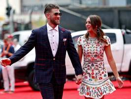 mlb winter meetings in vegas: perfect for the bryce harper free agency show