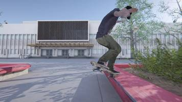 Skater XL is a realistic skateboard sim coming to Early Access this month